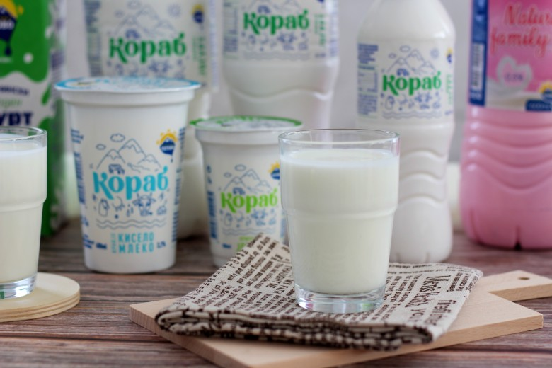 јогурт и кисело млеко