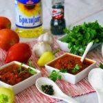 Лутиче - домашен доматен сос без конзерванси